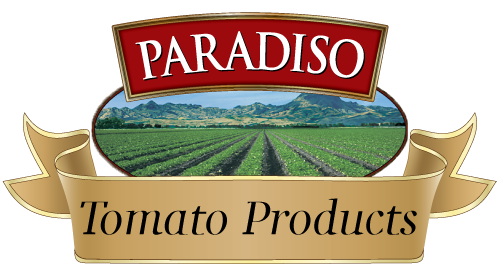 Paradiso-Logo tomato products