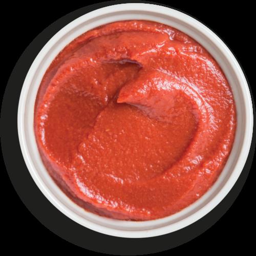 Tomato Puree - 1.07 Specific Gravity