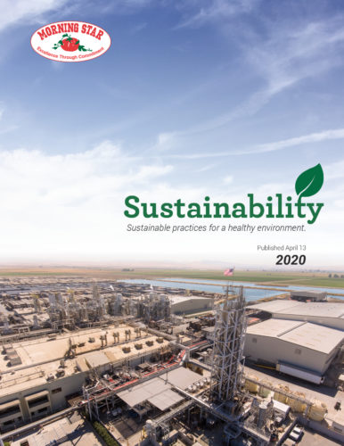 Sustainability Brochure - March 1 2018