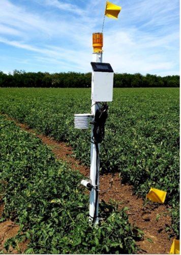 Gradient Crop Services Field Monitoring Unit