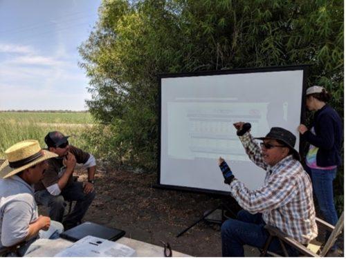 Gradient Crop Yield Solutions Field Training